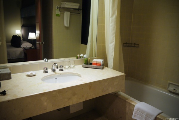 Deluxe One Bedroom Suite - Bathroom