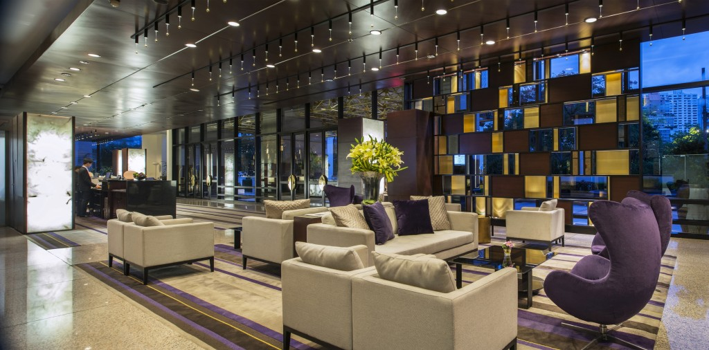 """Emporium Suites by Chatrium Voted """"Top 25 Hotels in Thailand"""" Travelers' Choice® 2014 Winner by TripAdvisor"""