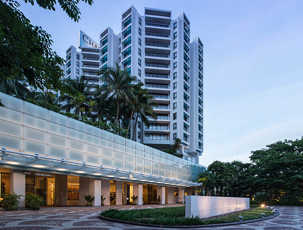 Review From The Moonberry Blog : Chatrium Residence Sathon Bangkok