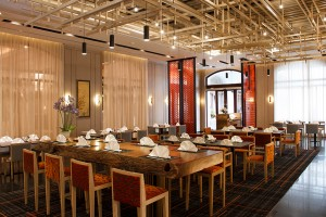 Welcome to the New Kohaku Japanese Restaurant at Chatrium Hotel Royal Lake Yangon