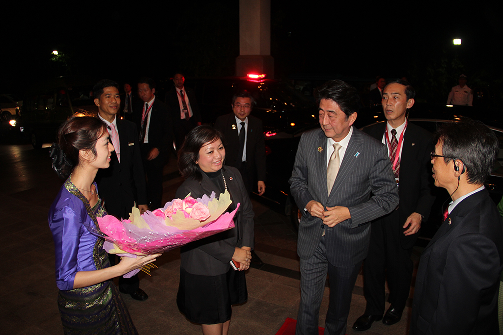 A remarkable visit of Japanese Prime Minister Mr. Shinzo Abe