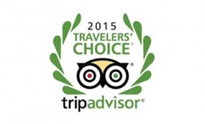 Chatrium Hotels & Residences Sweep 2015 TripAdvisor Awards