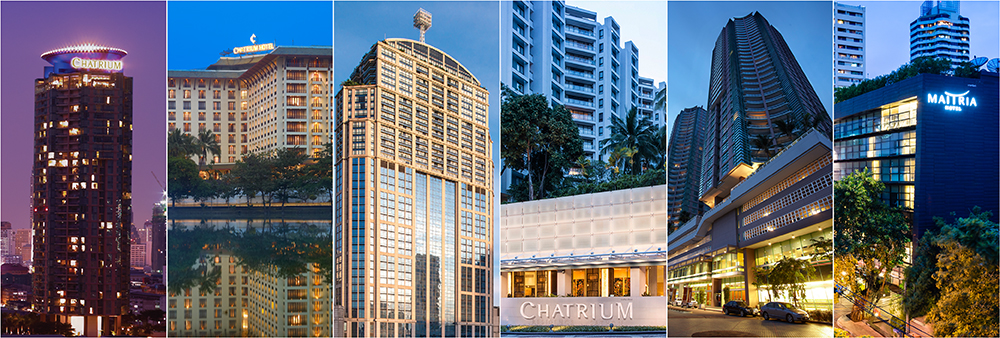 Chatrium Hotels & Residences Participate in ITB Berlin 2015, Hall No.26, Thai Pavilion