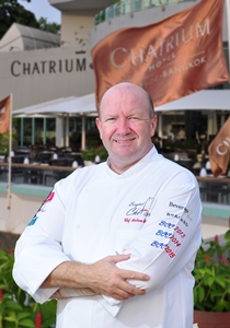 Time to Expose Who Creates the Heavenly Dishes at Chatrium Hotel Riverside Bangkok!
