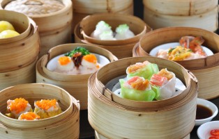 Dim Sum at Silver Waves, Chatrium Hotel Riverside Bangkok