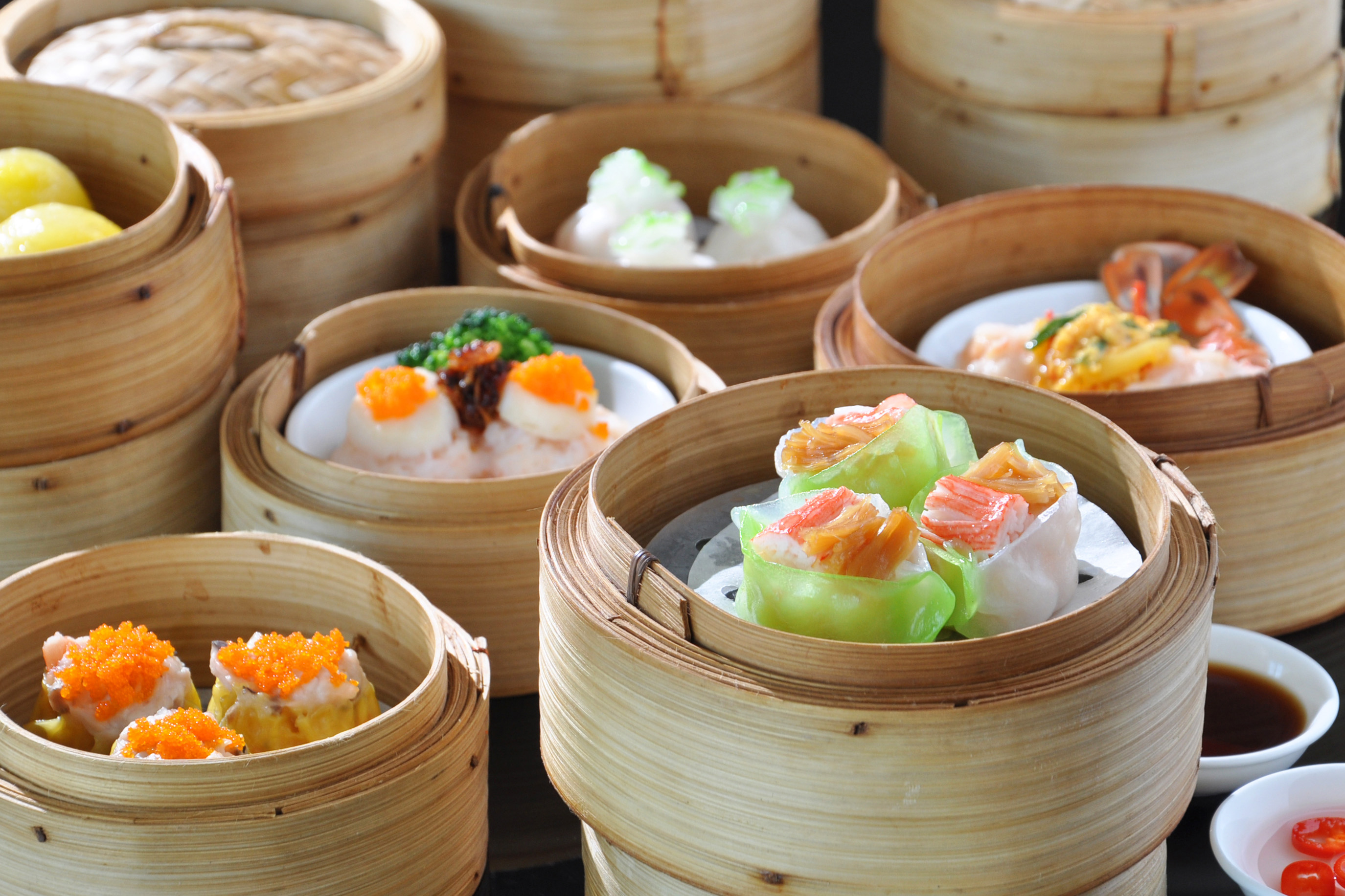 Dim Sum Meal at Emporium Suites by Chatrium