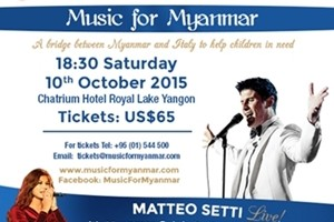 Music for Myanmar