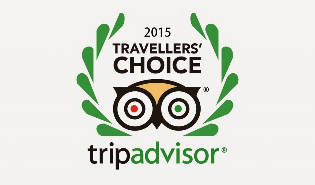 CHRB Traveller's Choice Award