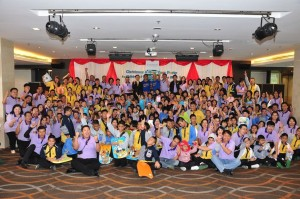 CHATRIUM HOSTED CHRISTMAS & NEW YEAR PARTY FOR CHILDREN AT CHATRIUM BALLROOM, CHATRIUM HOTEL RIVERSIDE BANGKOK