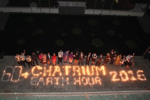 CHATRIUM HOTEL ROYAL LAKE YANGON SUPPORTS EARTH HOUR 2016