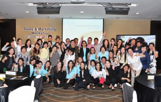 sales & marketing workshop 2
