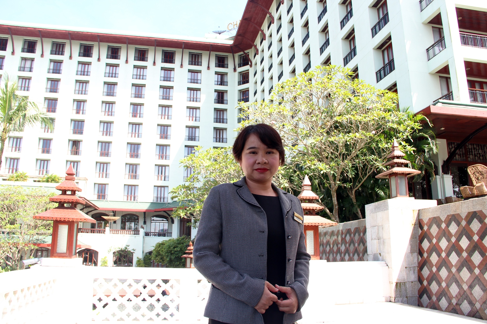 Marketing Director at Chatrium Hotel Royal Lake Yangon