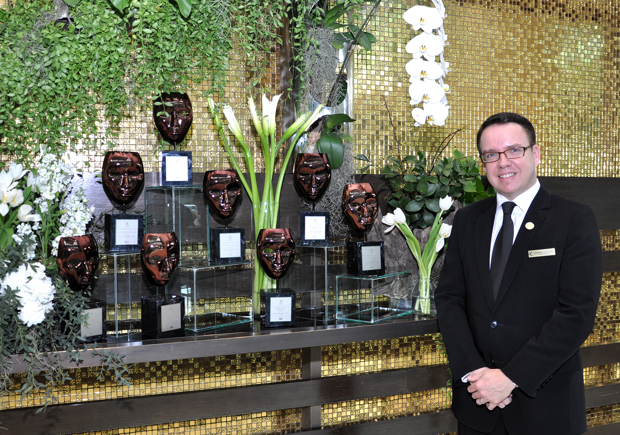 General Manager at Chatrium Hotel Riverside Bangkok