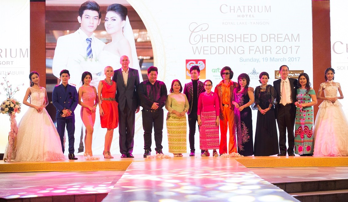 Dream Wedding Fair at Chatrium Hotel Royal Lake Yangon