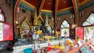 The Shrine of King Taksin the Great