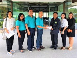 CHATRIUM GOLF RESORT SOI DAO CHANTHABURI  SUPPORTS THE LOCAL WILDLIFE'S FOOD SOURCES