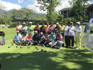 Highland Sanctuary Golf Course at Chatrium Golf Resort Soi Dao Chanthaburi