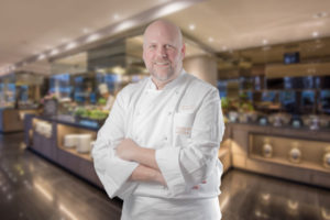 Chef Spencer Kells Becomes the New Executive Chef  at Chatrium Hotel Riverside Bangkok