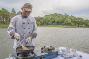 Creative Cooking Classes by the Lake at Chatrium Golf Resort Soi Dao Chanthaburi