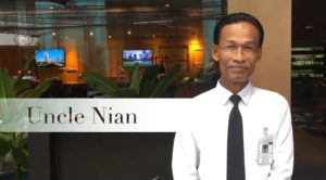 Uncle Nian is Everyone's Friend at Maitria Hotel Sukhumvit 18