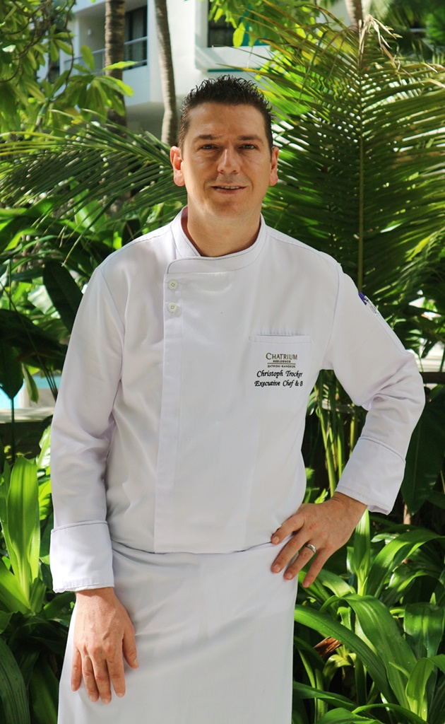 Chatrium Residence Sathon Bangkok Welcomes Its New Executive Chef & B