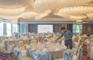 The Next Level of Events Comes Chatrium Hotel Riverside Bangkok