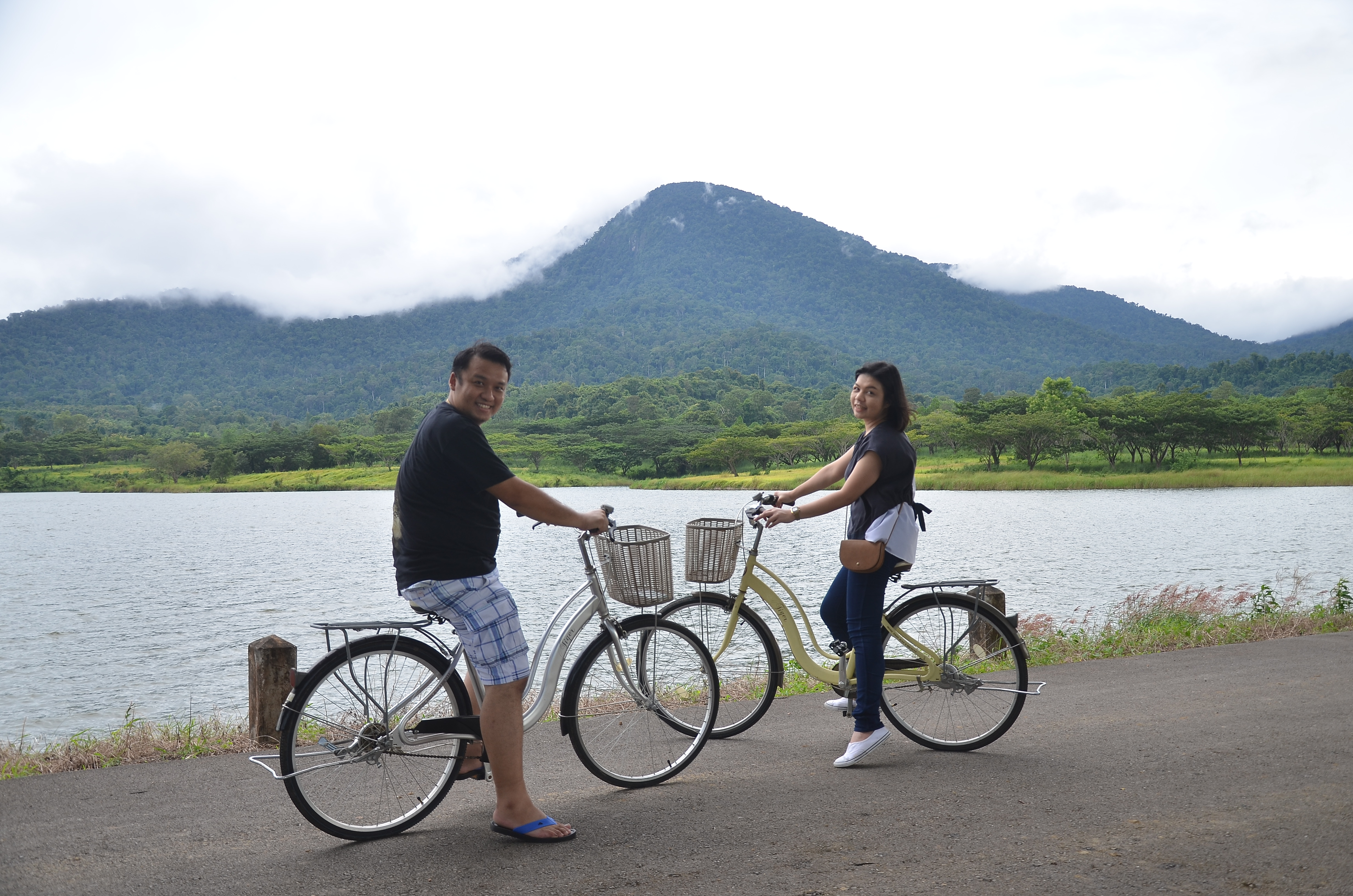 We're Passionate about Pedaling at Chatrium Soi Dao!