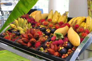 Thailand's Fantastic Seasonal Fruits at Chatrium Hotels and Residences