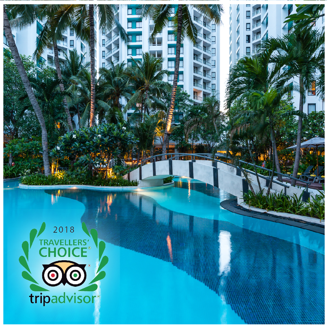 Chatrium Residence Sathon Bangkok Wins Top 25 Hotels for Families in Thailand