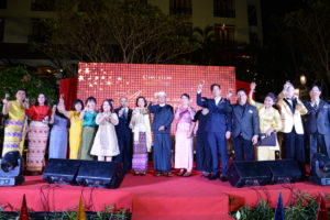 Chatrium Hotel Royal Lake Yangon celebrates Red Carpet Gala Thank You Dinner
