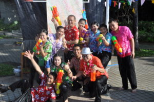 Come celebrate the Traditional New Year Songkran Festival in Thailand and Thingyan Festival in Myanmar