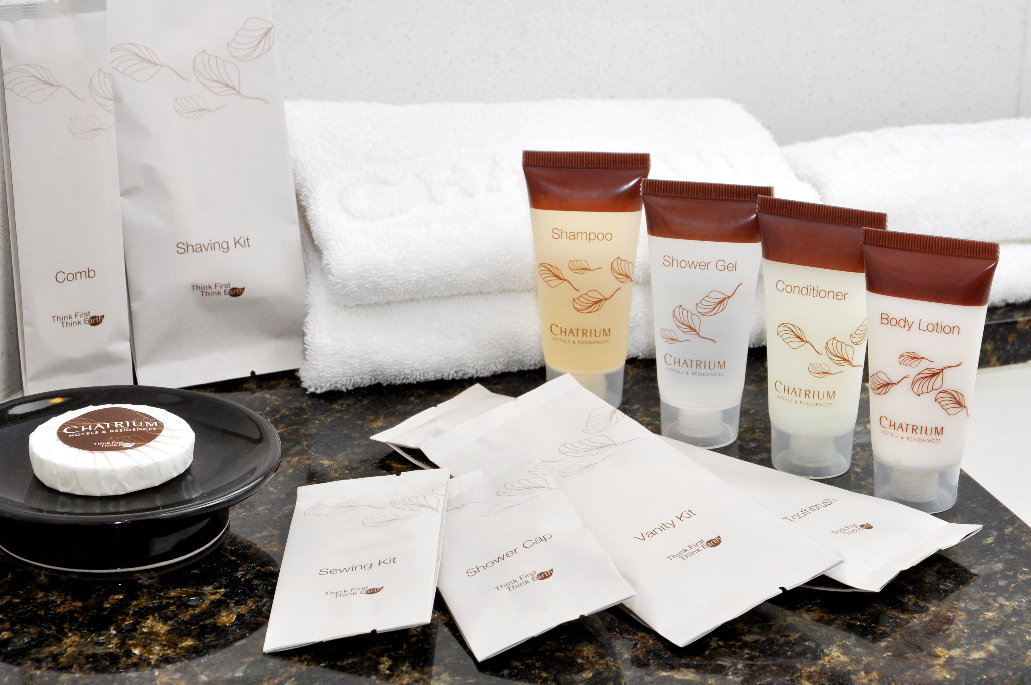 Chatrium's Latest Range of Eco-Friendly Amenities – For Our Planet and You