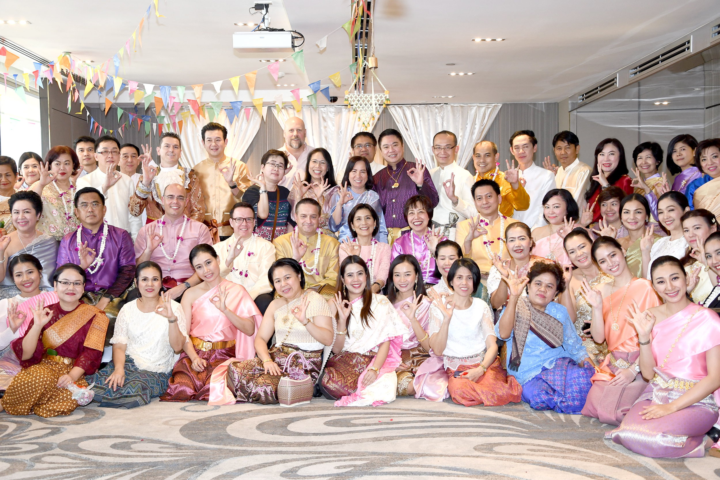 Chatrium Celebrates Songkran 2018